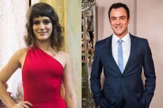 Bianca Bin e Sérgio Guizé/Montagem Área Vip
