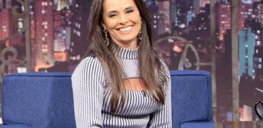 Carla Vilhena ( Lourival Ribeiro/SBT)