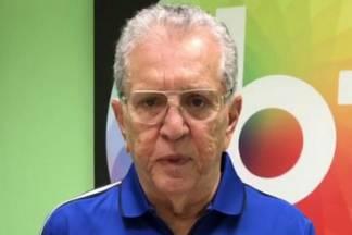 Carlos Alberto de Nóbrega - Reprodução/SBT
