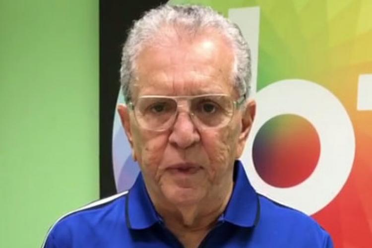 Carlos Alberto de Nóbrega recebe crítica e rebate
