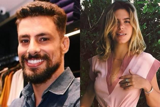 Cauã Reymond e Mariana Goldfarb/Instagram