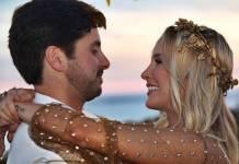 Claudia Leitte com o marido/Instagram