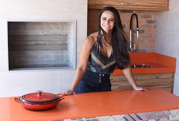 Cobertura Viviane Araújo - Ari Kaye/Divulgação NOP Arquitetura
