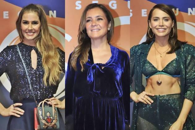 Deborah Secco - Adriana Esteves - Leticia Colin (Globo / Paulo Belotte)