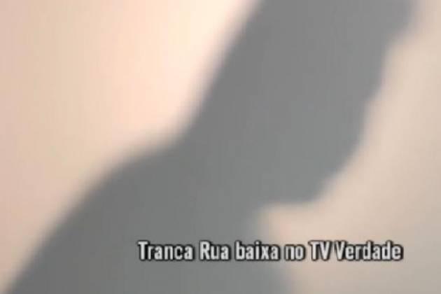 Imagem do 'demônio' - Reprodução/TV Alterosa