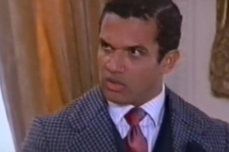 Deo Garcez em O Cravo e a Rosa (Reprodução/TV Globo)