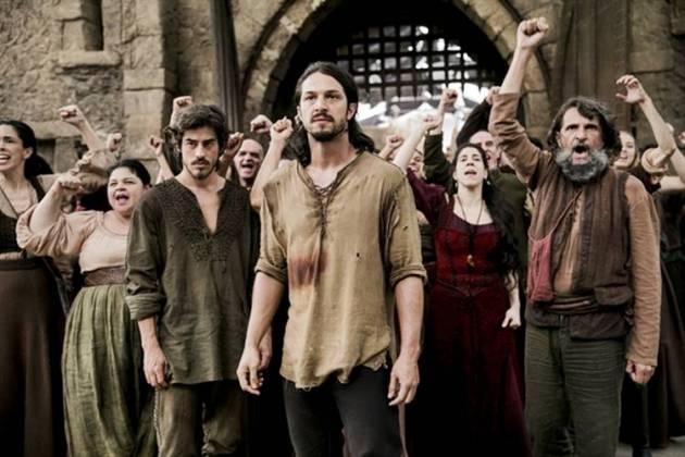 Deus Salve o Rei - Afonso volta ao trono (Globo/João Miguel Júnior)