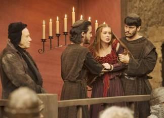 Deus Salve o Rei - Julgamento de Amália (Globo/Mauricio Fidalgo)