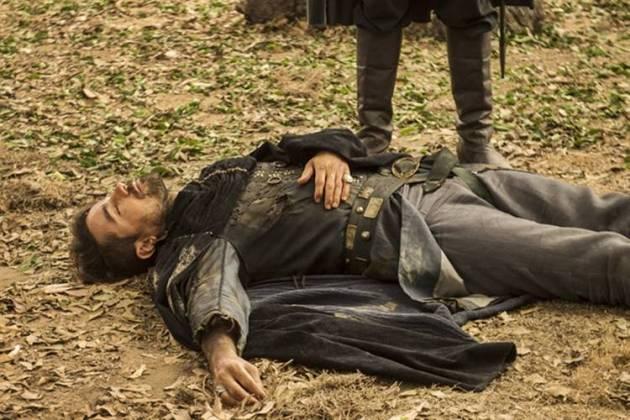 Deus Salve o Rei - Virgilio (Globo/Mauricio Fidalgo)