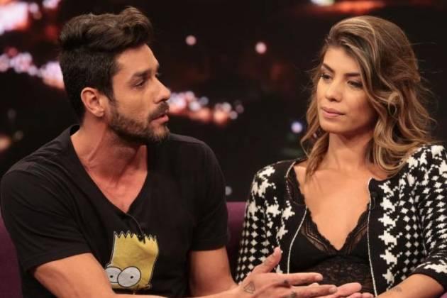 Diego Grossi e Franciele Grossi - Reprodução/Record TV