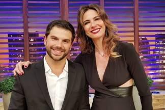 Duda Nagle e Luciana Gimenez (Divulgação/RedeTV!)