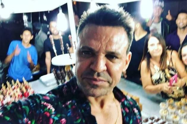 Eduardo Costa vende doces/Instagram