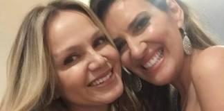 Eliana e Andréa Guimarães/Instagram