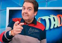 Faustão - Divulgação/TV Globo