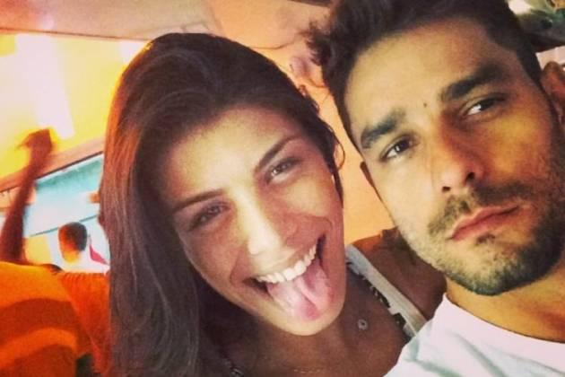 Franciele e Diego - Reprodução/Instagram