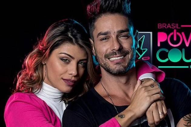 Power Couple - Franciele e Diego - Divulgação/Record TV