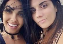 Karina Barros e Camila Benfica - Reprodução/Instagram