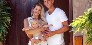 Karina, Enrico e Amaury/Instagram