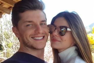 Klebber Toledo e Camila Queiroz - Reprodução/Instagram