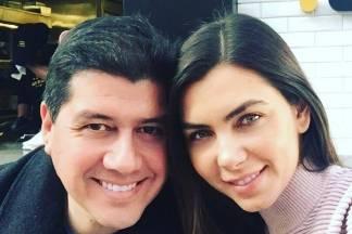 Letícia Datena ao lado do marido - Reprodução/Instagram