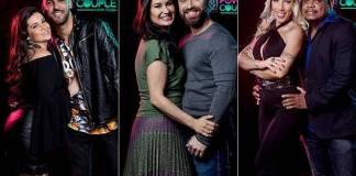 Lilian e Creu, Leticia e Marlon, Tati e Marcelo - Power Couple