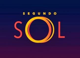 Logo - Segundo Sol (Reprodução/TV Globo)