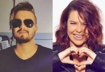 Luan Santana e Fernanda Souza/Instagram