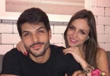 Lucas e Ana Lúcia/Instagram