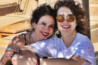 Luciana Gimenez e Lucas Jagger/Instagram