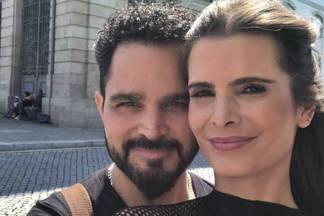 Luciano Camargo e Flavia/Instagram