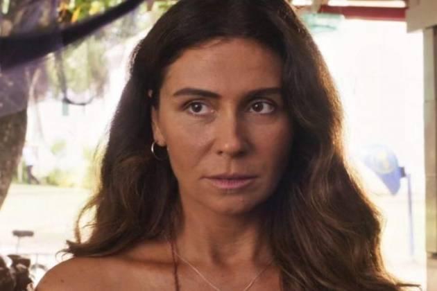 Segundo Sol - Luzia - Reprodução/TV Globo
