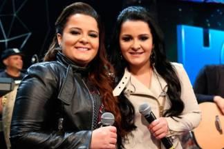 Maiara e Maraisa (Foto: Reprodução/Gshow)