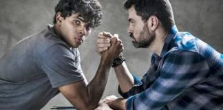 Malhação - Erico e Rafael (Globo/Sergio Zalis)