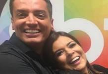 Mara Maravilha e Leo Dias - Reprodução/Instagram