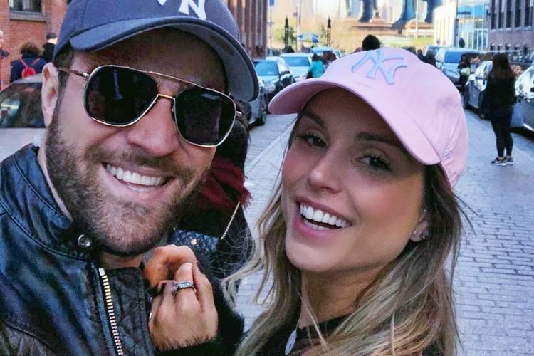 Flávia Viana e Marcelo ié ié comemoram 7 meses de namoro com declarações românticas