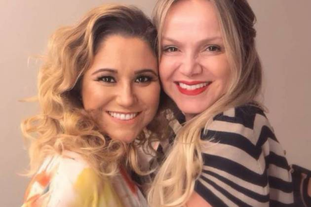 Maria Rita e Eliana/Instagram