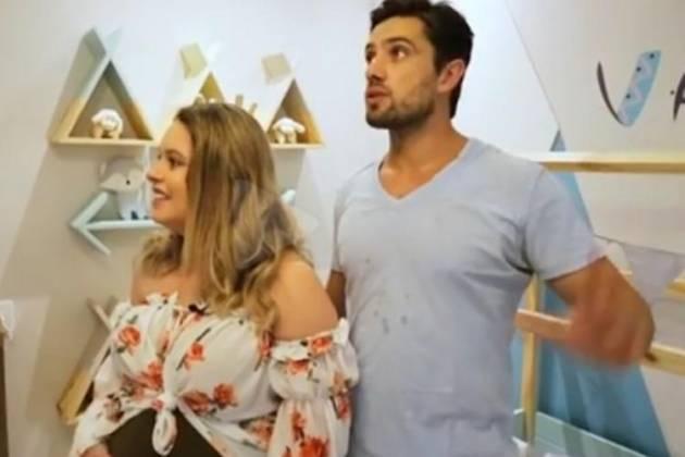 Mariana Bridi e Rafael Cadoso - Reprodução/Instagram