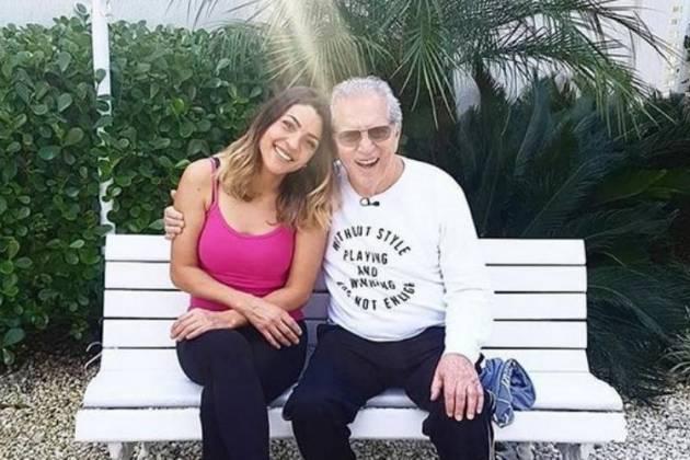 Marlei Cevada e Carlos Alberto de Nóbrega - Reprodução/Instagram