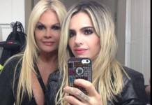 Monique Evans e Cacá Werneck - Reprodução/Instagram