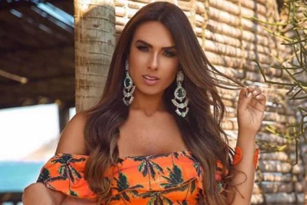Nicole Bahls - Divulgação