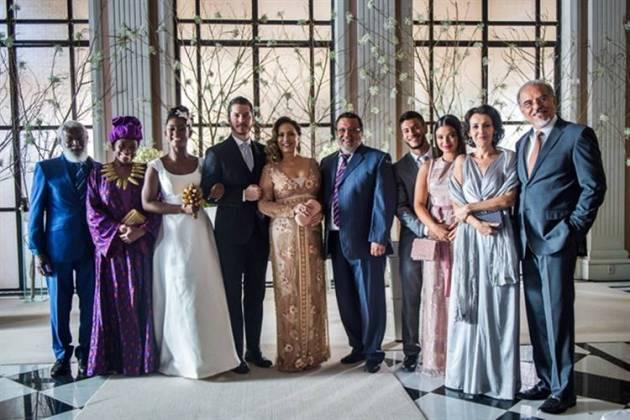 O Outro Lado do Paraiso - Casamento Raquel e Bruno (Globo/Raquel Cunha)