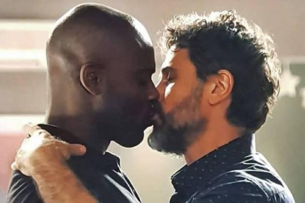 O Outro Lado do Paraíso - Cido e Samuel (Reprodução/TV Globo)
