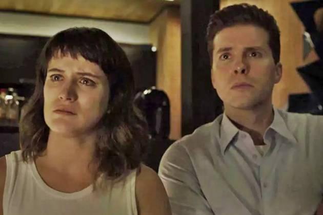 O Outro Lado do Paraiso - Clara se preocupa com plano de Gael (Reprodução/TV Globo)