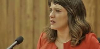 O Outro Lado do Paraiso - Clara se desespera (Reprodução/TV Globo)