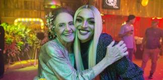 O Outro Lado do Paraíso - Dona Caetana e Pabllo Vittar (Globo/Estevam Avellar)