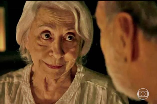 O Outro Lado do Paraiso - Mercedes e Josafá (Reprodução/TV Globo)