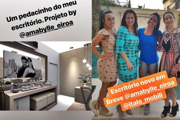 Post - Graciele Lacerda/Instagram