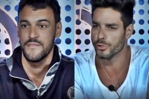 Power Couple - Créu e Diego (Reprodução/Record TV)