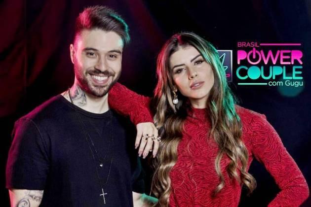 Power Couple - Douglas e Thais (Edu Moraes/Record TV)