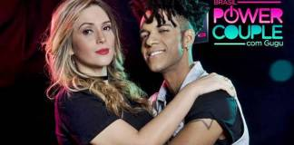 Power Couple - Nadja e D Black eliminados (Edu Moraes/Record TV)